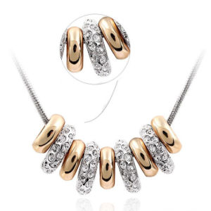 Austria Crystal Jewelry Necklace (QS-N543)