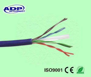 Best Price 4pairs CAT6 UTP Cable pictures & photos