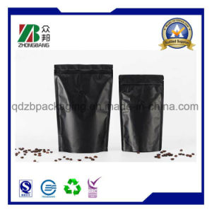 Stand up Coffee Bag with Bottom Gusset pictures & photos