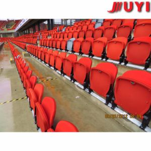 Blm-4708 Chrome Legs Heavy Duty Football Basketball Stadium Chairs Sports Seating Outdoor Plastic Seats pictures & photos