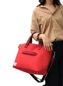 China New Collection Ladies Waterproof Tote Bag with Custom Brand ... 2a0c9e7fb8