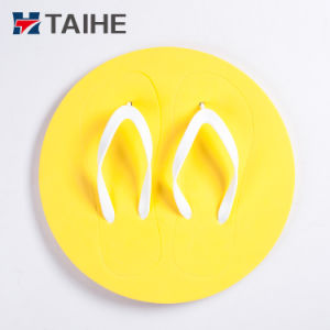 03f21033f5f0 China Diferent Popular Shapes of Sublimation Blanks EVA Slippers ...