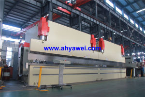 CNC Press Brake with Tandem