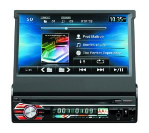 One DIN Car Audio Stereo Car DVD Player with Detachable 7inch Screen pictures & photos