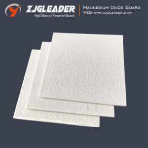 PVC Coated MGO Board Ceiling panel pictures & photos