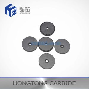 Customized Special Thickness Circular Plate of Tungsten Carbide pictures & photos