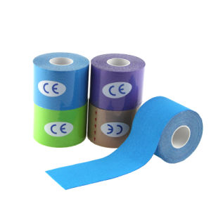 Elastic Therapy Waterproof Muscle Kinesiology Printing Tape