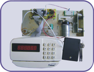 Electronic Home Safe Lock for Safe (MG-M) pictures & photos