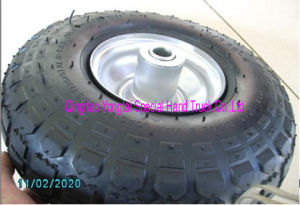 Rubber Pneumatic Wheel (TC0002) pictures & photos