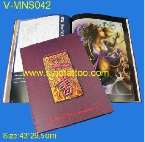 Tattoo Book (V-MNS042)