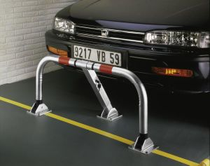 Parking Barriers with Lock (881655)