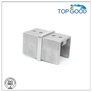 Stainless Tube Connector for Square Channel Tube Systems