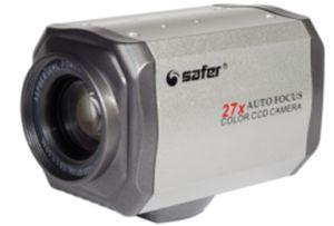 27X COLOR CCD OPTICAL COLOR CAMERA CCTV PELCO D-P RS485 LONG RANGE ZOOM DASH CAM
