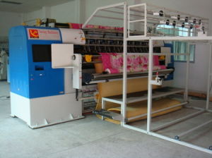 Computer Non-Shuttle (chain stitch) Multi-Neelde Quilting Machine (YXN-94-4C) pictures & photos