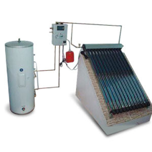 Split Pressurized Solar Water Heater 500L pictures & photos