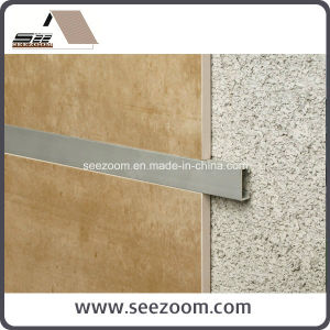 20mm Aluminium Wall Ceramic Tile Edge Trim / Listello