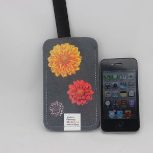 Fancy Mobile Cover Polyester/Wool Felt Mobile Phone Case for iPhone 5