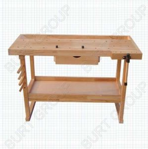 Wooden Bench With German Beech Material (WB-12BE) pictures & photos