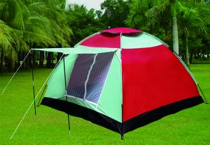 Camping Tent for 3 Person, Outdoor Tent (HWT-105) pictures & photos