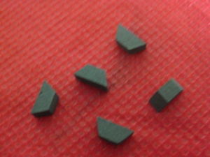 Trapezoidal Shaped Tsp