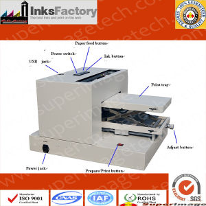 8 Colors A3 Flatbed Printer for T-Shirt/ iPhone Cover/ Metal (FB3248U) pictures & photos