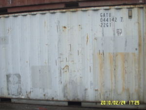 20′ ISO Shipping Container pictures & photos