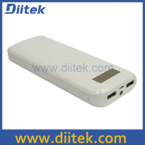 Power Bank with 13200mAh for iPhone and iPad