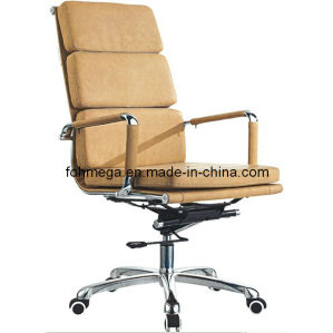 High Back Upholstered Manager Chair (FOH-MF21-A) pictures & photos