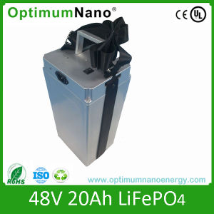 48V 20ah Lithium Battery Pack for E-Tools pictures & photos