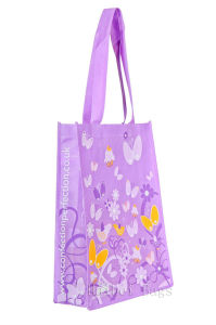 A4 Promotional Non-Woven Tote Bag (hbnb-489) pictures & photos