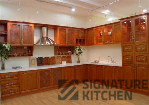 Signature Kitchen-Kitchen Cabinet Supplier Selling Integral Best Price  Kitchen Cabinets of Engineering
