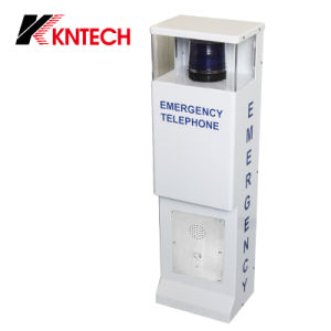 IP Based Outdoor Emergency Call Box System Sos Telephone pictures & photos