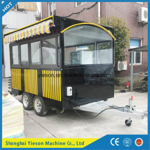 Best Design Mobile Hot Dog Cart for Sale pictures & photos