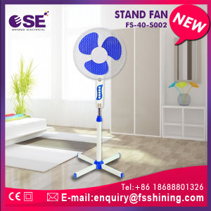 Home Appliance Cross Base 16 '' Stand Fan with Low Cost (FS-40-S002)