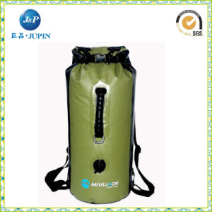 Double Backpack Strap 30L PVC Waterproof Barrel Dry Bag (JP-WB036) pictures & photos