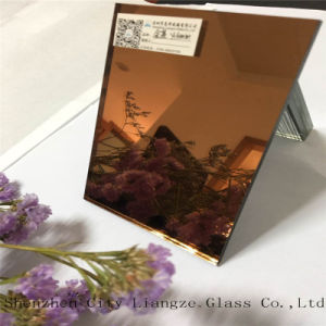 5mm Golden Mirror/Colorful Silver Mirror/Colored Mirror Glass for Decorative pictures & photos