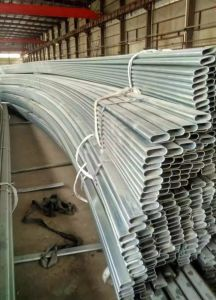 Galvanized Shed Steel Pipe, Greenhouse Pipe pictures & photos