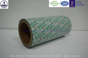 Aluminium Foil for Packaging Automatic Packed Tablets