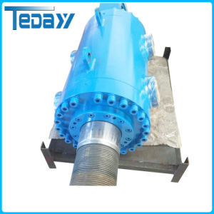 High Performance Flange Hydraulic Cylinder for Concrete Machine