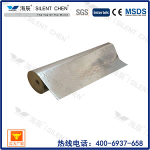 Factory Direct Sale Natural Rubber Underlayment with Aluminum Foil