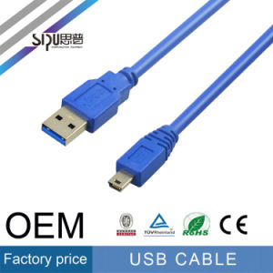 Sipu Double Sided Quick Charge Mini USB 3.0 Data Cable