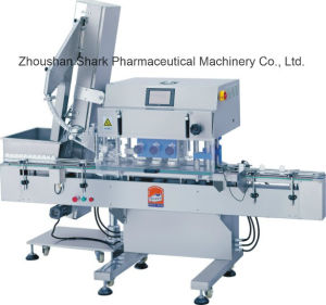 Automatic Pharmaceutical Machinery Bottle Cap Screwing Machine