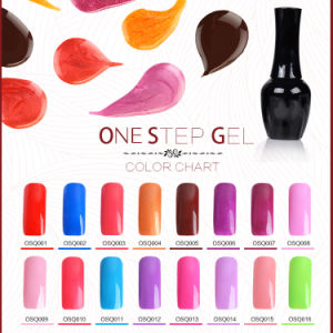 Hot Sale Manufactroy for One Step Nail Gel Polish pictures & photos