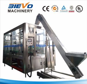 20L Barrel Pure Drinking Water Filling Machine Production Line pictures & photos