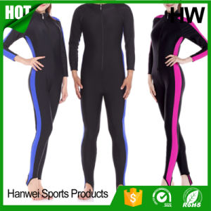 2017 Best Selling Quickdry Front Zipper Neoprene Surfing Wetsuits (HW-W012) pictures & photos