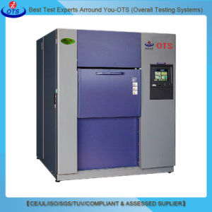 High Low Temperature Thermal Shock Charpy Impact Test Chamber (-65C~+150C) pictures & photos