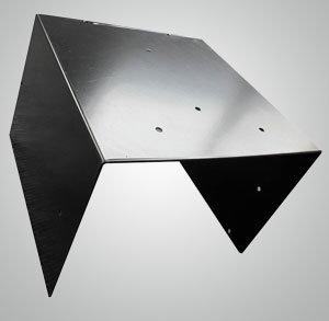 High Precision Stainless Steel Custom Sheet Metal Fabrication