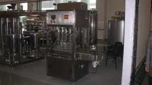Fully Automatic 5L Cooking Oil Bottle Filling and Capping Machine pictures & photos