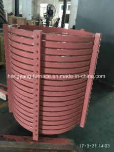 Induction Stainless Steel Melting Furnace with Aluminium Shell pictures & photos