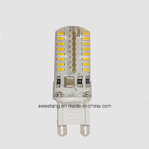 LED G9 Bulb 3W 4W 5W AC220V for Indoor Lighting Decoration pictures & photos